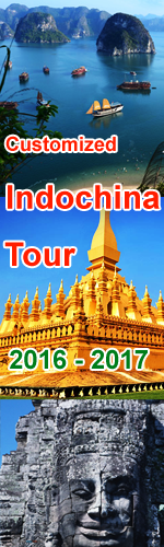 Customized Indochina Tour 2016-2017