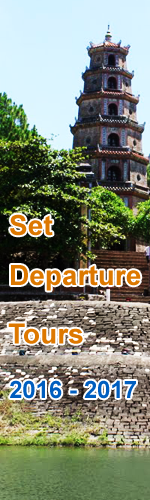 Set Departure Tours 2016-2017